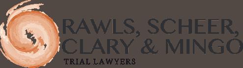 Rawls, Scheer, Clary, & Mingo Law Firm Logo